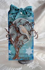 And A Partridge In A Pear Tree *** Blue Fern Studios DT ***