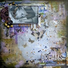 Dreams of Flying *** Flying Unicorn CT ***