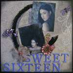 Sweet Sixteen **Scraps of Darkness**