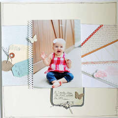 Hello Hello {Studio Calico Autumn Press}
