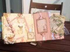 Once Upon a Springtime paperbag mini page 5