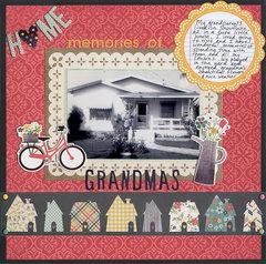 Memories of Grandmas