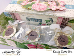 Botanical Tea Fashion Teabags Gift Box