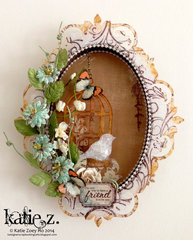 Gabrielle's Garden Wall Decor