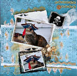 Escape Kitty - Pirate Mutiny  - Scraps Of Darkness