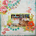 Escape Kitty's Birthday Celebration - Scraps of Elegance