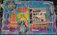 Art Journaling - 09.10.11
