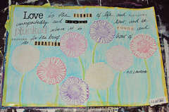 Art Journaling - 09.17.11