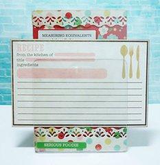 Recipe Card Stand