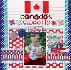 Canada's Sweetie
