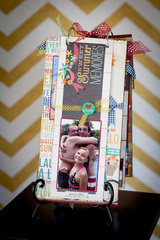 Simple Stories I Heart Summer mini book