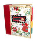 Simple Stories Homespun Recipe Sn@p! Binder Class Kit