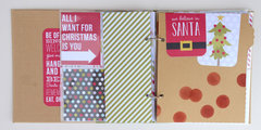 Simple Stories Christmas SN@P! Binder