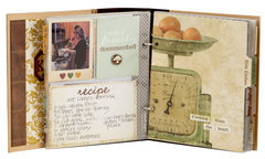 Legacy Family Recipe Sn@p! Binder
