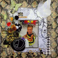 Bee Beautiful***Swirlydoos***Inspiration