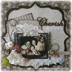 Cherish ~ Maja Design~