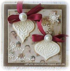 A Simple Christmas Card