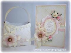 Handbag and Card