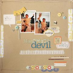 handmade devil