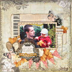 Autumn *DT Craft4You*