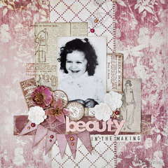 Beauty In The Making *Craft4You*