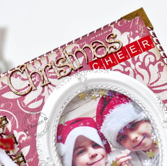 Christmas 2012 Mini Album *DT Craft4You*