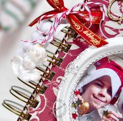 Christmas 2012 Mini Album *DT Craft4You*