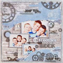 Together We So Rock *DT Maja Design*