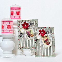 Vintage Christmas Cards *DT Craft4You*