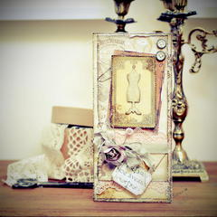 Best Vintage Wishes *DT Craft4You*