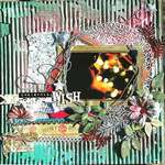 Christmas Wish ~Punky Scraps~ December Challenge