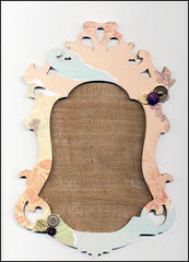 Ornate photo frame