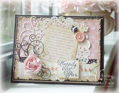 Pink Wedded Bliss