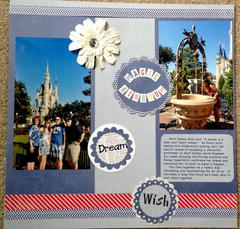 Magic Kingdom - left side