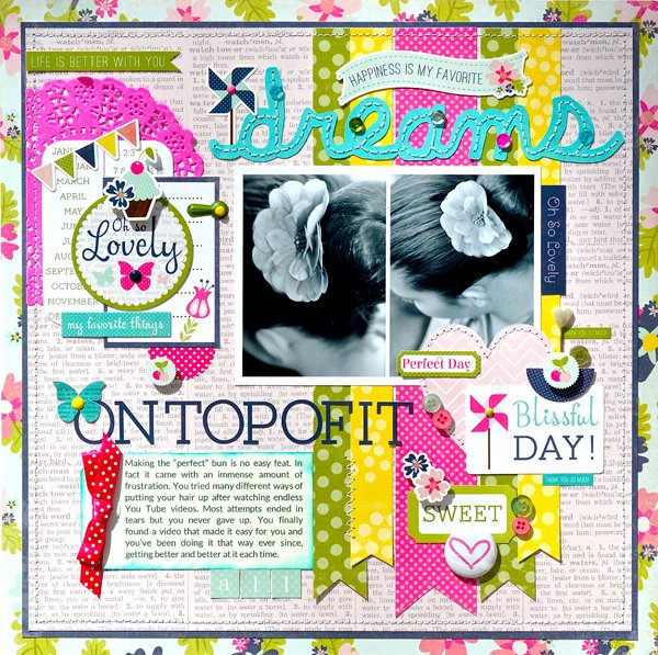NEW Weekly Feature - 10 Layouts We Love | April 15-22