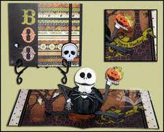 Jack Halloween Card