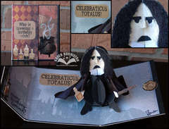 Severus Snape Birthday Card