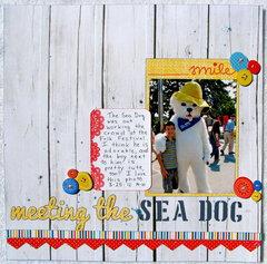 Meeting The Sea Dog