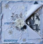 Snow~Scraps Of Darkness~