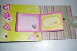 my mini-book 6 by 6 inch