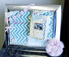 Altered Frame Mini Album 01