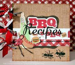 BBQ Recipe Book