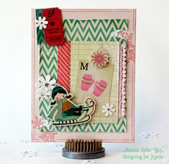 Winter Fun card