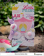 Princess Gift Card Holder