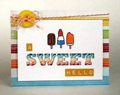 A Sweet Hello