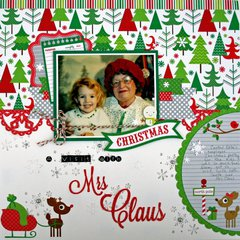 A Visit with Mrs Claus