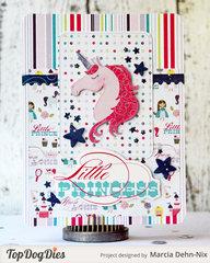 Little Princess card