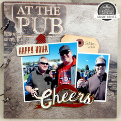 At The Pub Mini Album *Paper House*