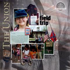 Field Trip: Harpers Ferry