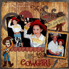 Sweet Lil' Cowgirl  **Moxxie**